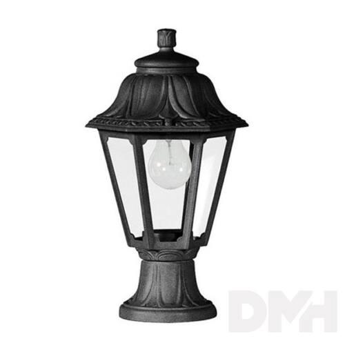 Fumagalli MIKROLOT/ANNA 12 W E27 fekete kültéri állólámpa