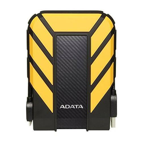 External HDD Adata HD710 Pro External Hard Drive USB 3.1 2TB Yellow