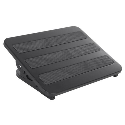Maclean MC-831 Ergonomic footrest, leg support, smoothly adjustable tilt angle