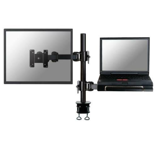 NewStar Monitor és Laptop tartó kar íróasztalra  (fogó)