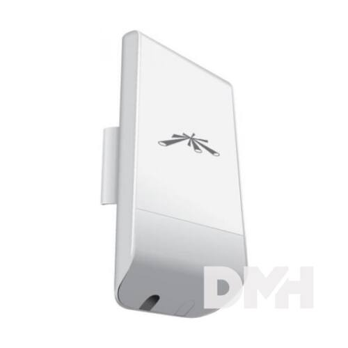 Ubiquiti NanoStation Loco M2, 2.4GHz AirMAX CPE with integrated 8dbi antenna