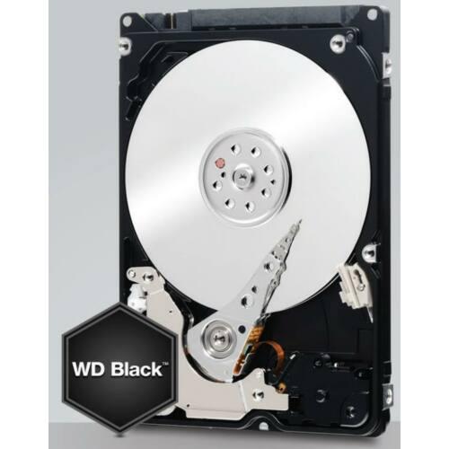HDD WD Black, 2.5'', 320GB, SATA/600, 7200RPM, 32MB cache