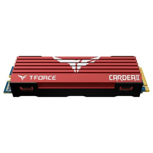 Team Group SSD Merevlemez Cardea II 1TB M.2 NVMe, 3400/3000 MB/s, hűtéssel