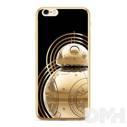 BB 8 005 arany iPhone XR TPU szilikon hátlap