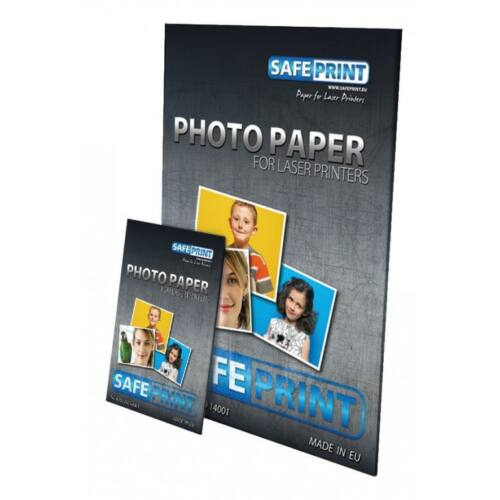 Photopaper SafePrint laser Matte, 200g, A4, 10 sheets