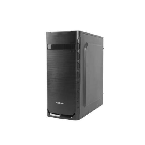 Natec Office PC case APION , USB 3.0, Black