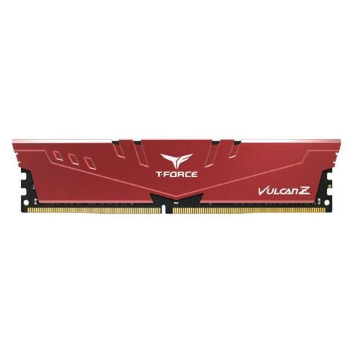Team Group Vulcan Z DDR4 8GB 3000MHz CL16 1.35V XMP 2.0 Red