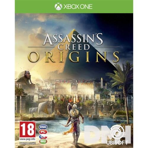 Assassin`s Creed Origins XBOX One játékszoftver