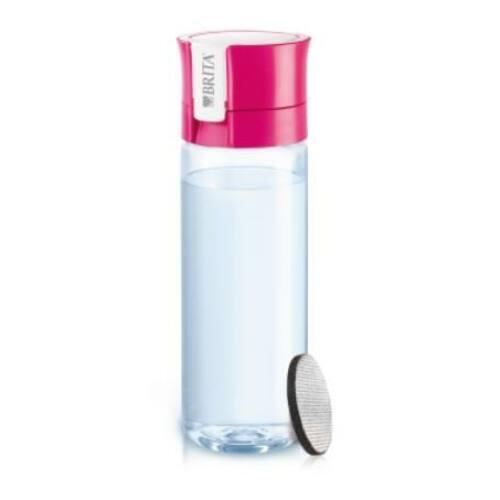 Vízszűrő kancsó Brita Fill&Go | pink szín