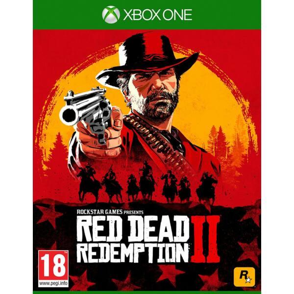 Rockstar GamesRed Dead Redemption II (XONE) Játékprogram