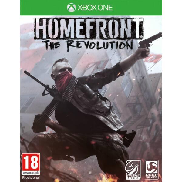 Homefront the Revolution XONE játékszoftver