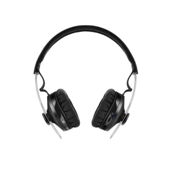 Sennheiser Momentum2 On-Ear Wireless Black (BT) Stereo fejhallgató  mikrofonnal fekete bluetooth 8ce05c8bed