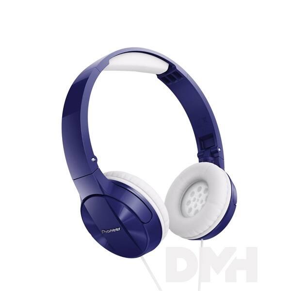 Pioneer SE-MJ503-L kék fejhallgató d494a5d3eb