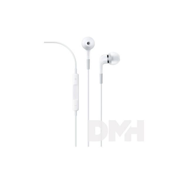 Apple In-Ear fülhallgató távirányítóval és mikronfonnal (2014) fc4276d2b9