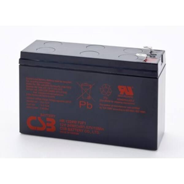 CSB HR1224W akkumulátor, 12V 24W