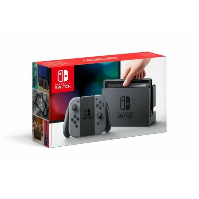 Nintendo Switch Konzol- Szürke