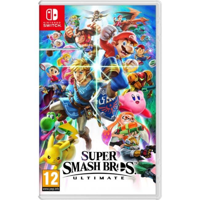 SWITCH Super Smash Bros. Ultimate