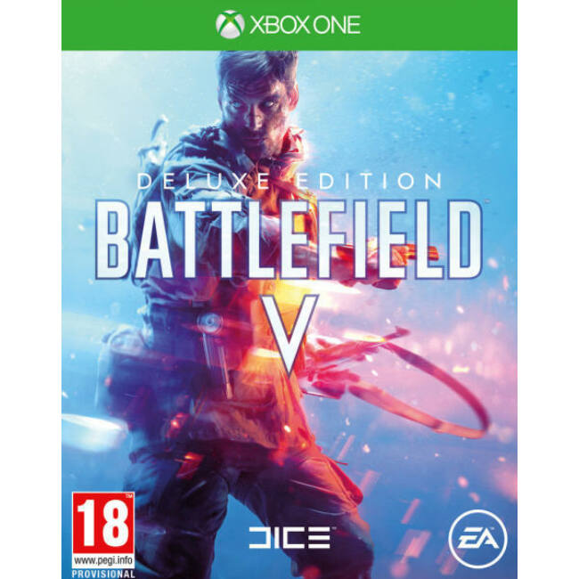 BATTLEFIELD V DELUXE Xbox One CZ/SK/HU/RO