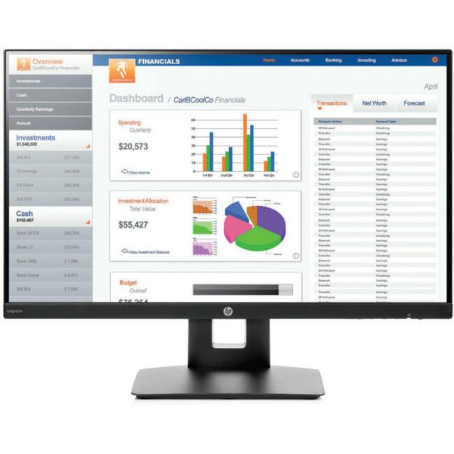 "HP VH240a 24"" Monitor"