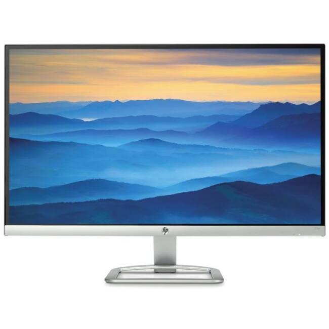 """HP 27er 27"""" monitor"""