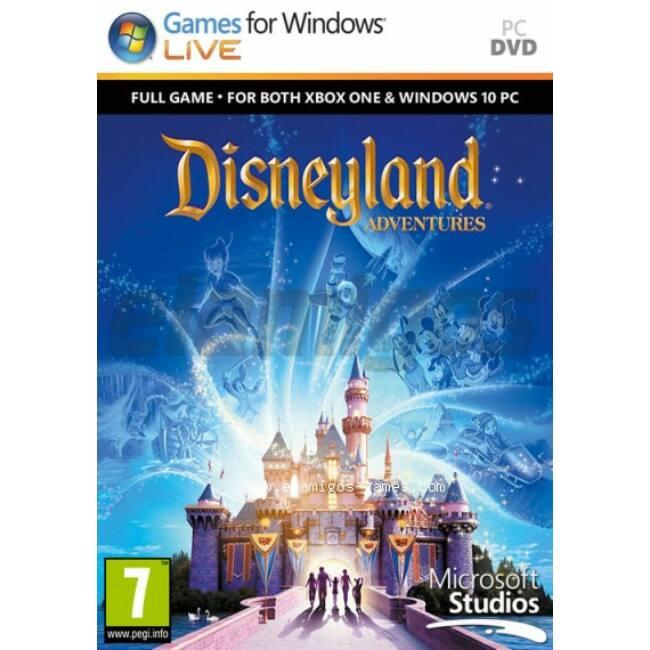 Disneyland Adventures PC játékszoftver