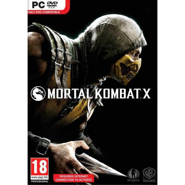Mortal Kombat X PC játékszoftver