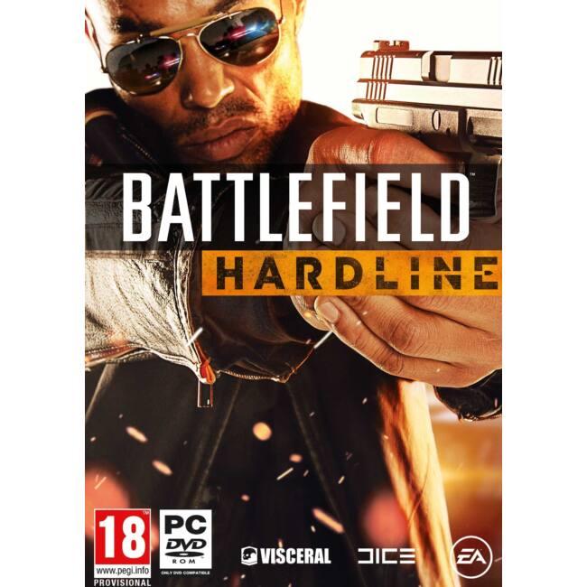 Battlefield Hardline PC játékszoftver