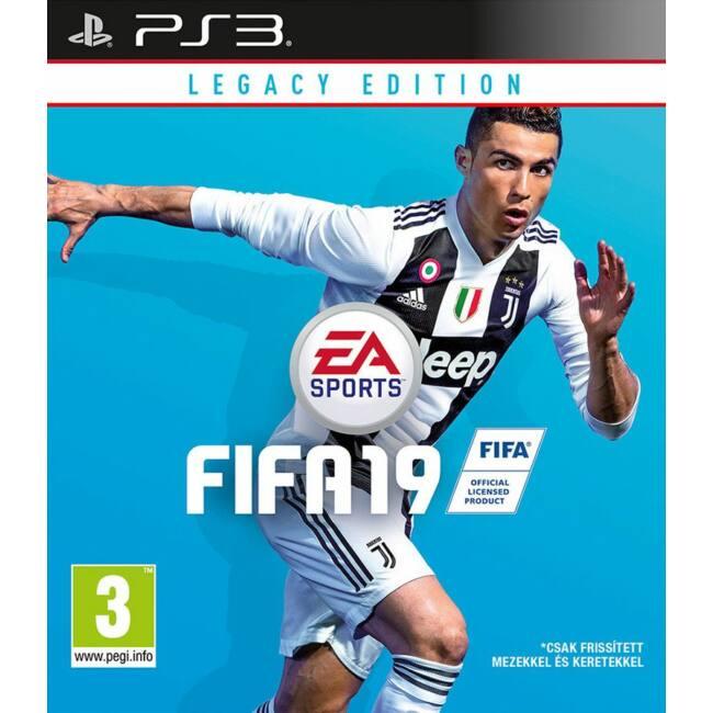 FIFA 19 PS3 HU