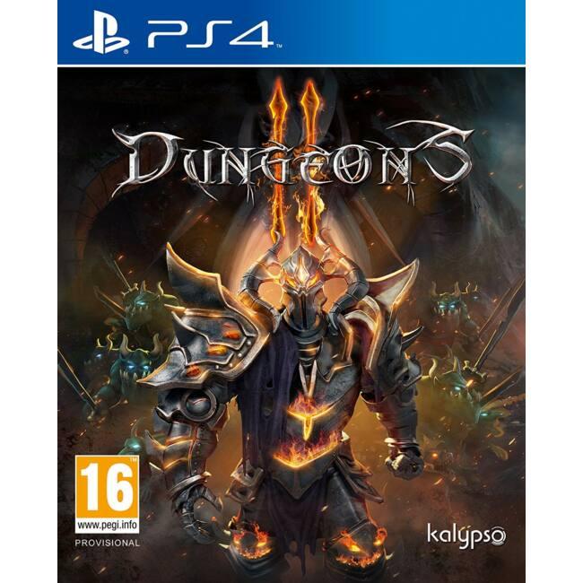 Dungeons 2 PS4 játékszoftver