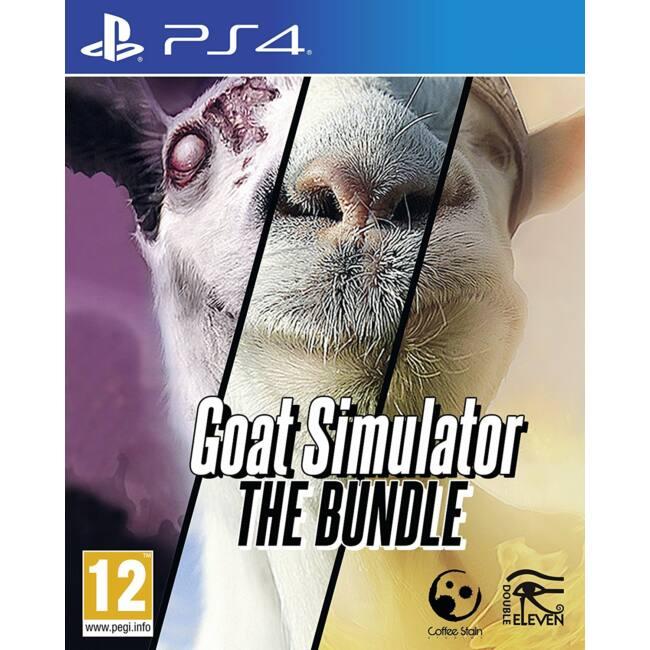 Goat Simulator Bundle PS4 játékszoftver