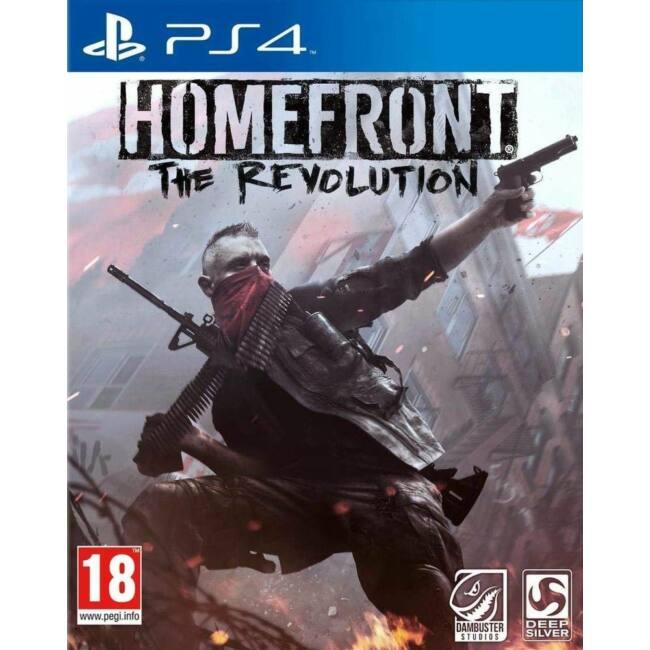 Homefront the Revolution PS4 játékszoftver