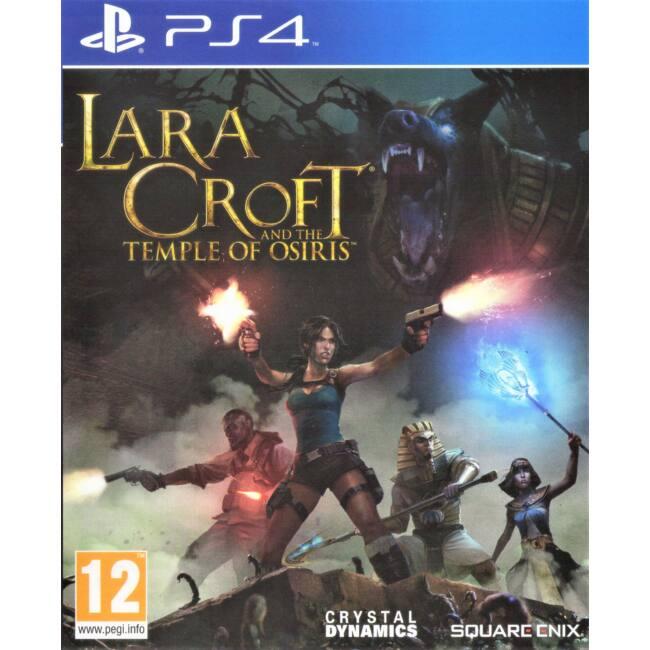 Lara Croft Temple of Osiris PS4 játékszoftver
