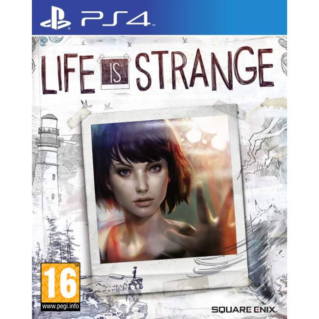 Life is Strange PS4 játékszoftver