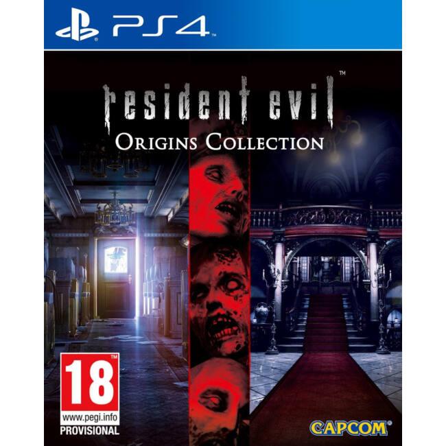 Resident Evil Origins Coll. PS4 játékszoftver