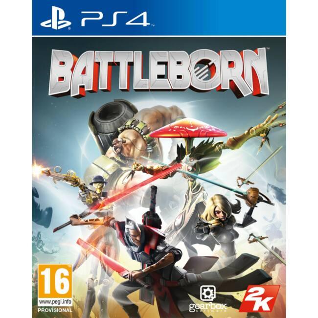 Battleborn PS4 játékszoftver