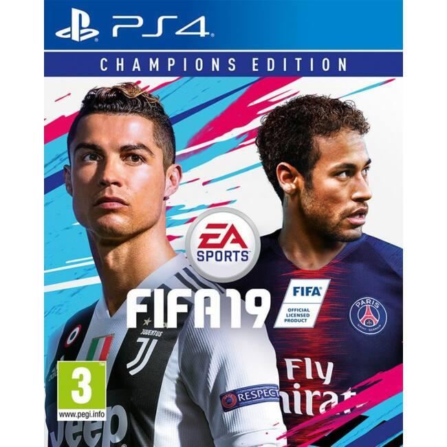 Fifa 19 Champions edition PS4