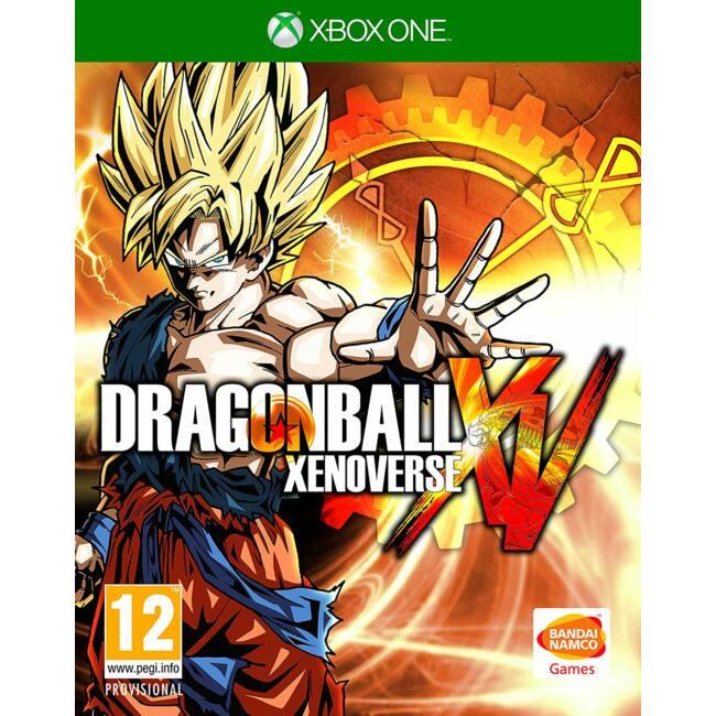 Dragonball Xenoverse XONE játékszoftver