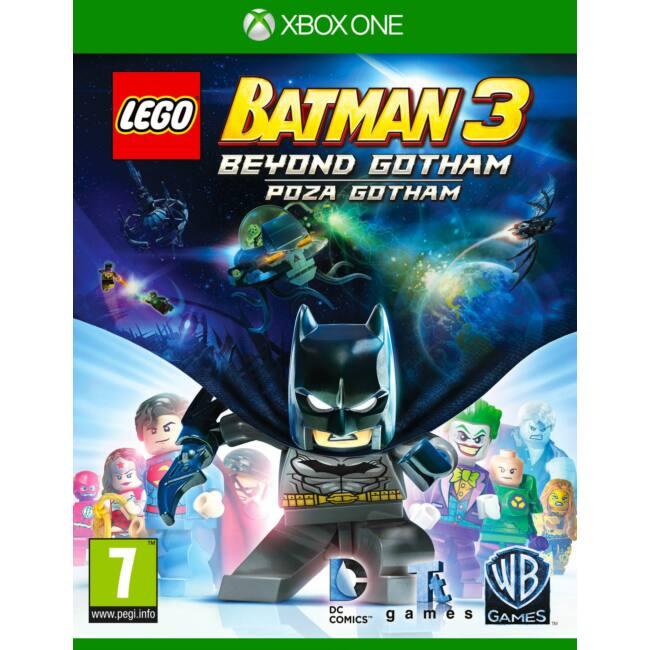 Lego Batman 3 Beyond Gotham XONE játékszoftver