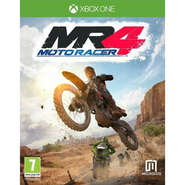 Moto Racer 4 XONE játékszoftver