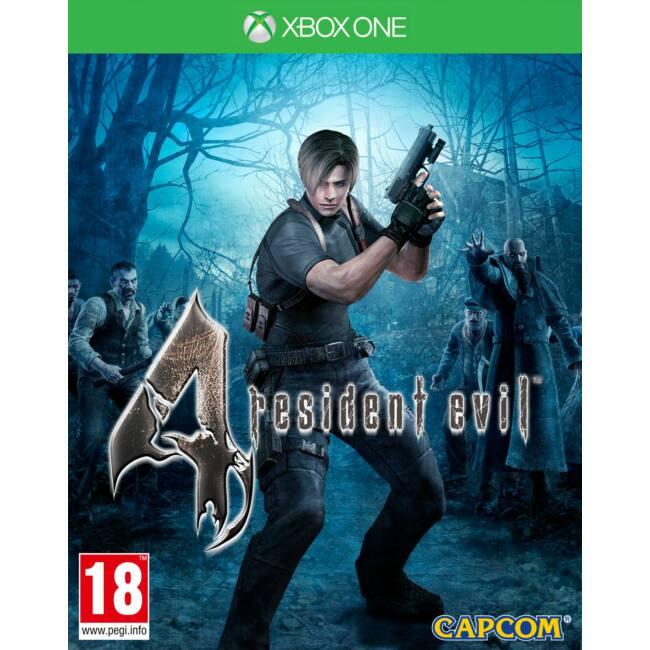 Resident Evil 4 HD XONE játékszoftver