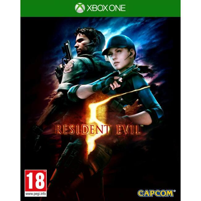 Resident Evil 5 HD XONE játékszoftver
