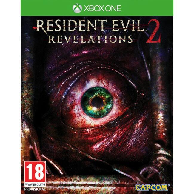 Resident Evil Revelations 2 XONE játékszoftver