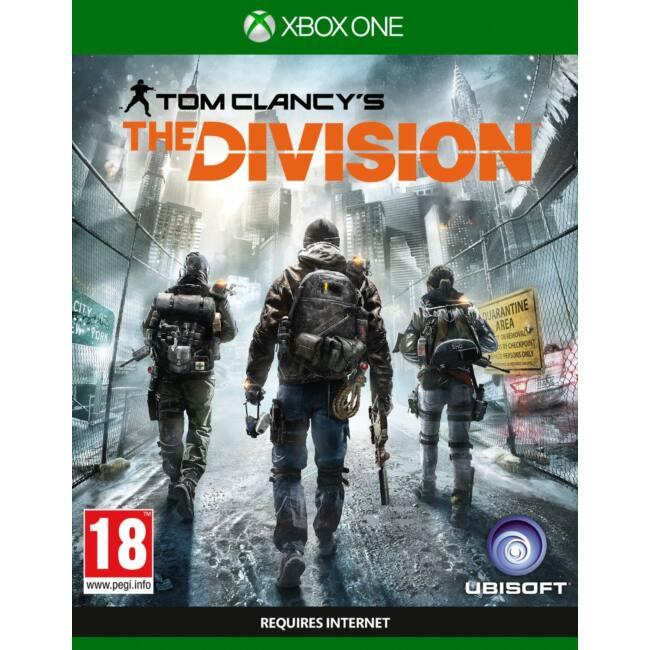The Division XONE játékszoftver