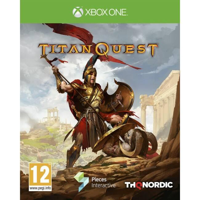 Titan Quest XONE játékszoftver
