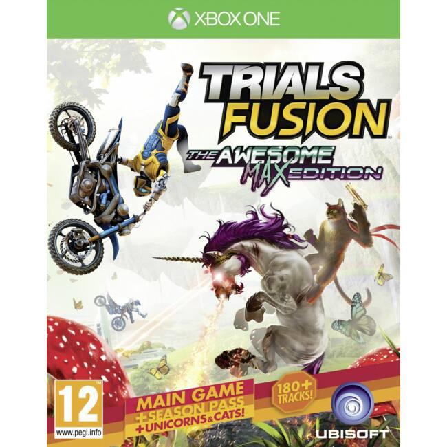 Trials Fusion Awesome Max Ed. XONE játékszoftver