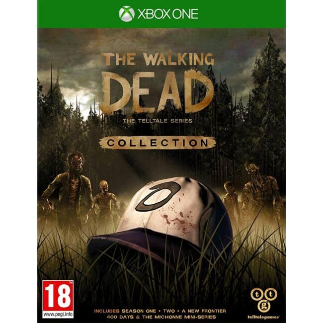 Walking Dead Collection XONE játékszoftver