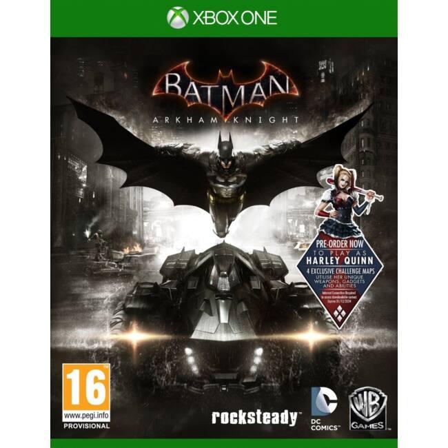 Batman Arkham Knight XONE játékszoftver