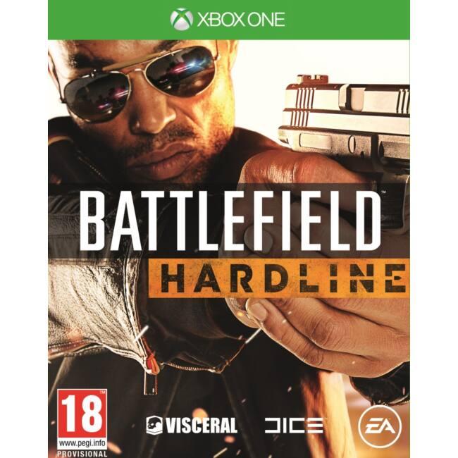 Battlefield Hardline XONE játékszoftver