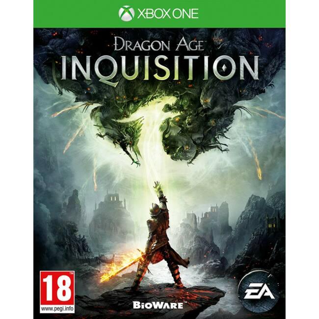 Dragon Age Inquisition XONE játékszoftver