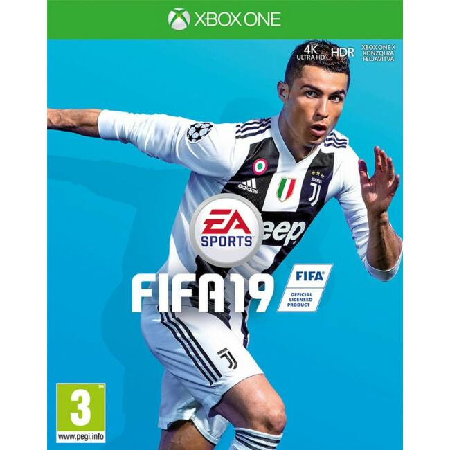 Game FIFA 19 PL (Xbox One)